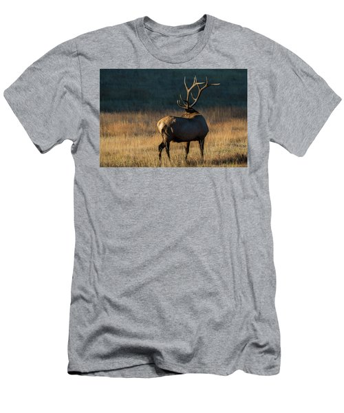 Men's T-Shirt (Athletic Fit) featuring the photograph ME3 by Joshua Able's Wildlife