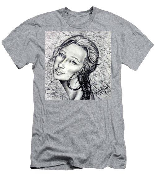 Medusa Before Men's T-Shirt (Athletic Fit)
