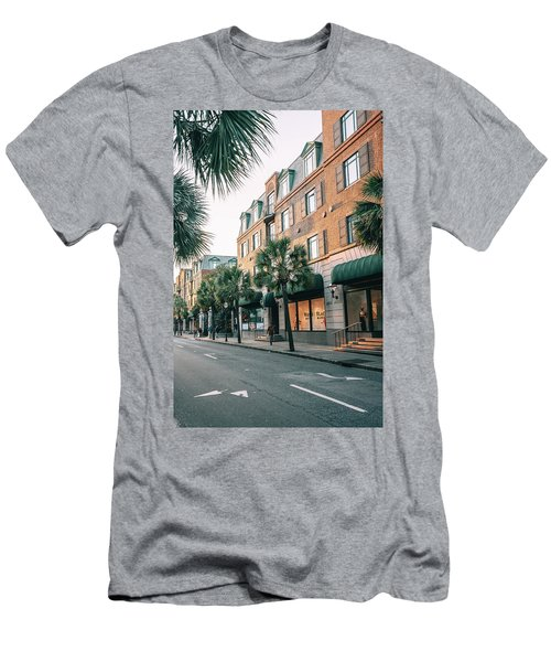 Meeting Street Men's T-Shirt (Athletic Fit)