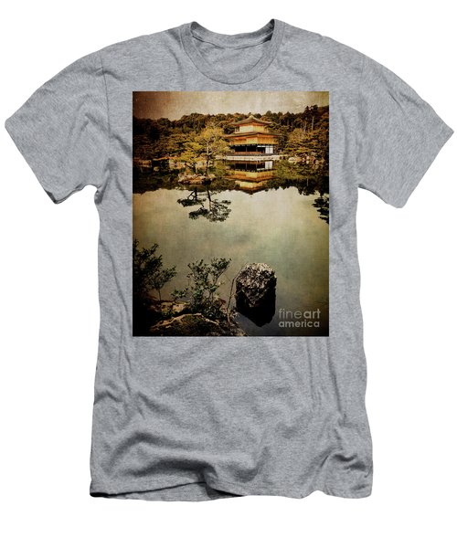 Memories Of Japan 1 Men's T-Shirt (Athletic Fit)