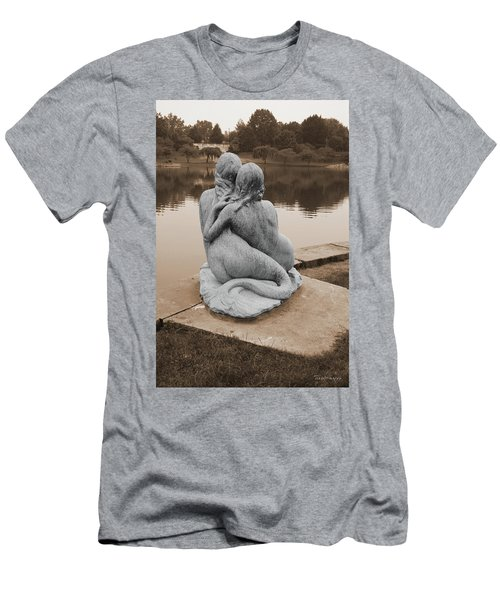 Mermaids Men's T-Shirt (Athletic Fit)
