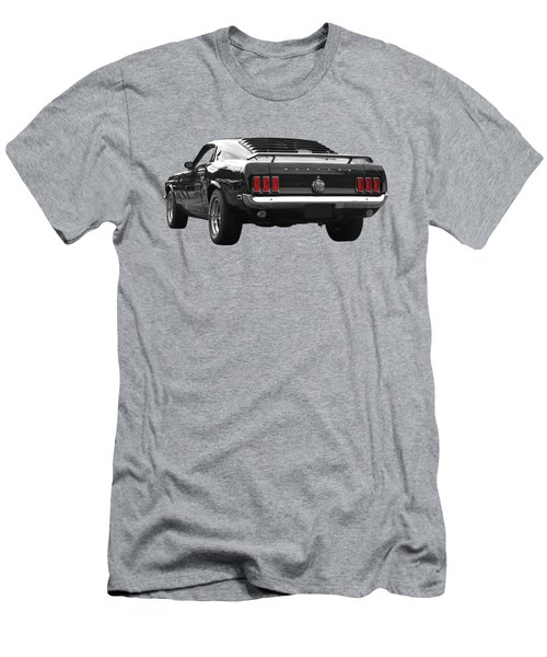 Merry Christmas '69 Mustang Men's T-Shirt (Athletic Fit)