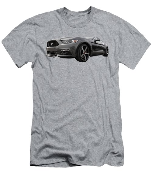 Merry Christmas Mustang S550 Men's T-Shirt (Athletic Fit)
