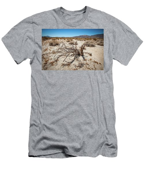 Mesquite In The Desert Sun Men's T-Shirt (Athletic Fit)