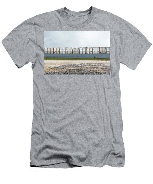 Miami Topographics 15 Men's T-Shirt (Athletic Fit)