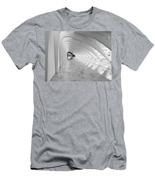 Milwaukee Art Museum 3 Men's T-Shirt (Athletic Fit)