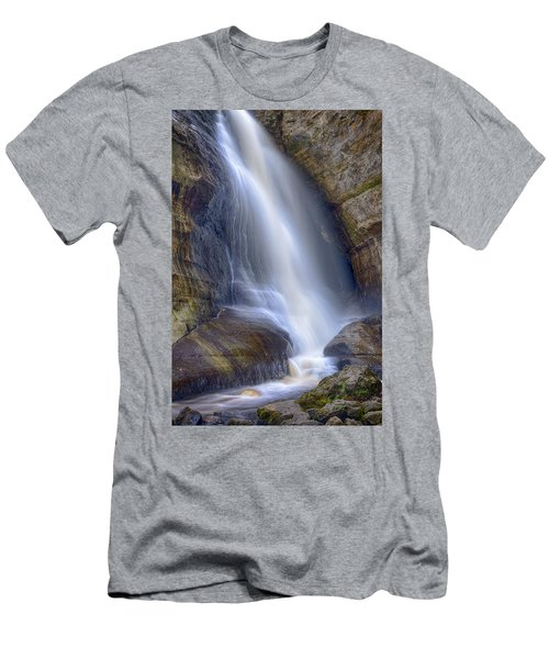 Miners Falls Men's T-Shirt (Athletic Fit)