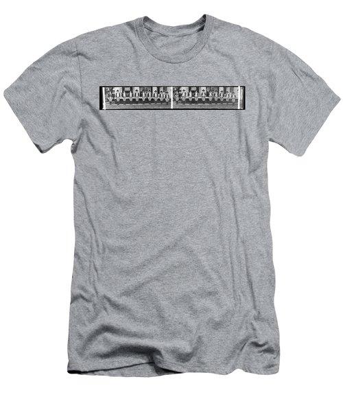 Minute Men Reenactment Men's T-Shirt (Athletic Fit)