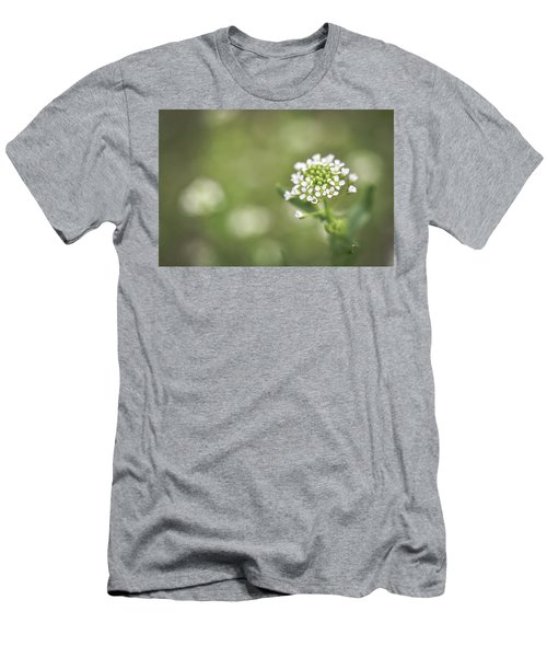 Men's T-Shirt (Athletic Fit) featuring the photograph Miss You by Michelle Wermuth