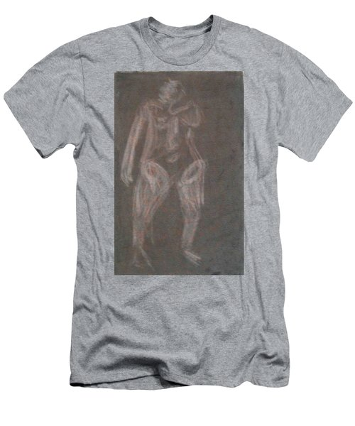 Model Named Helene Four Men's T-Shirt (Athletic Fit)