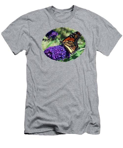 Monarchy Men's T-Shirt (Athletic Fit)