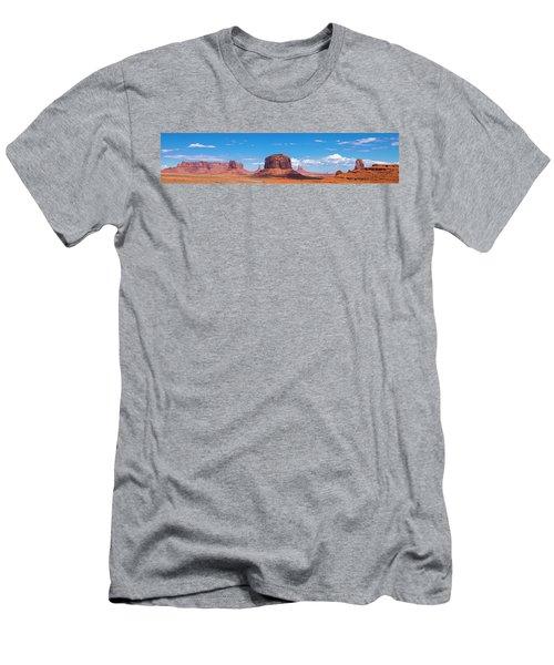 Monument Lookout Men's T-Shirt (Athletic Fit)