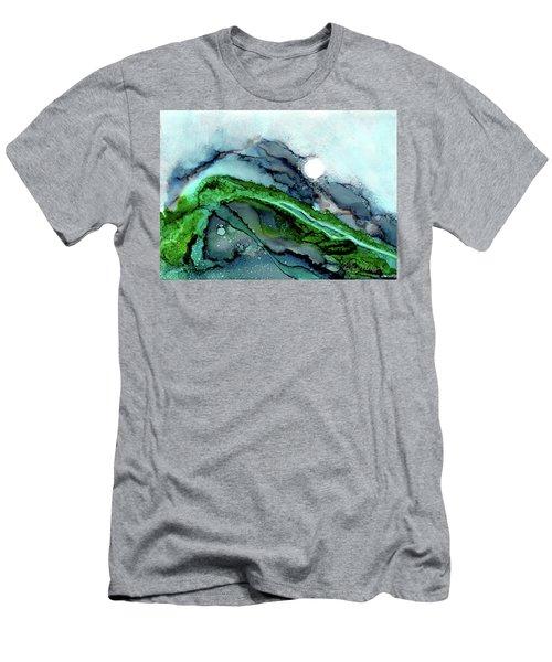 Moondance I Men's T-Shirt (Athletic Fit)
