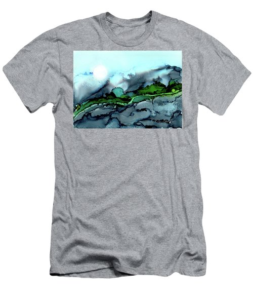 Moondance Iv Men's T-Shirt (Athletic Fit)