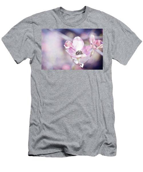 Morning Dogwood Men's T-Shirt (Athletic Fit)