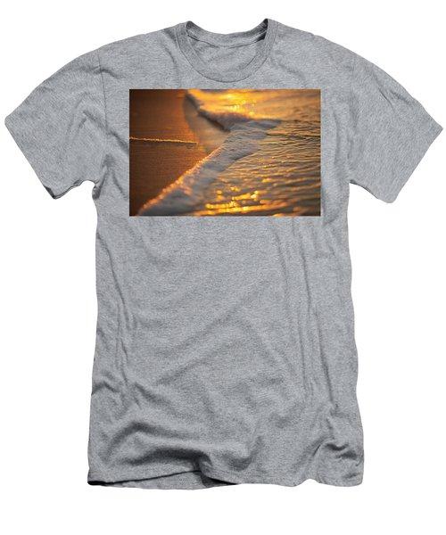 Morning Shoreline Men's T-Shirt (Athletic Fit)
