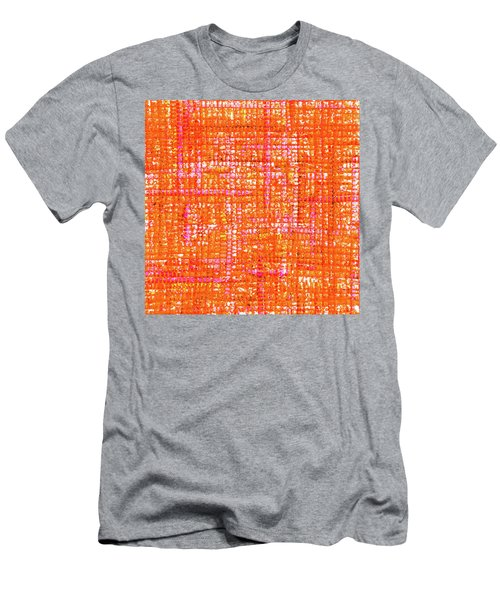 Mosaic Tapestry 3 Men's T-Shirt (Athletic Fit)