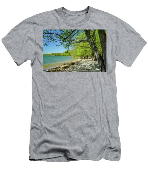 Moss Creek Beach Men's T-Shirt (Athletic Fit)