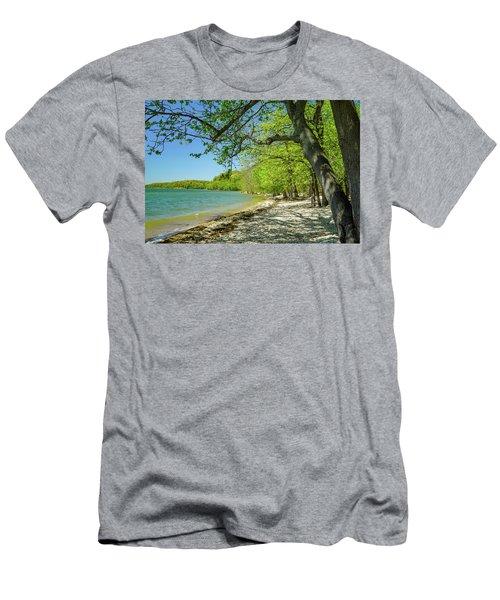 Moss Creek Beach Men's T-Shirt (Athletic Fit)