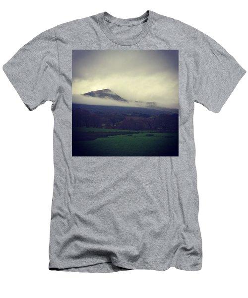 Mountain Cloud Men's T-Shirt (Athletic Fit)
