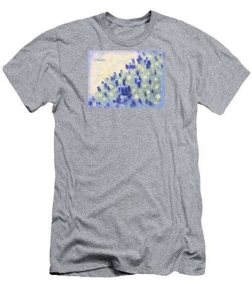 Muscari Morning Men's T-Shirt (Athletic Fit)