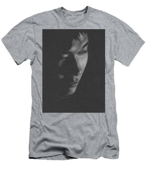 Muted Shadow No. 10 Men's T-Shirt (Athletic Fit)