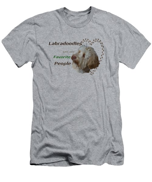 My Favorite People Men's T-Shirt (Athletic Fit)