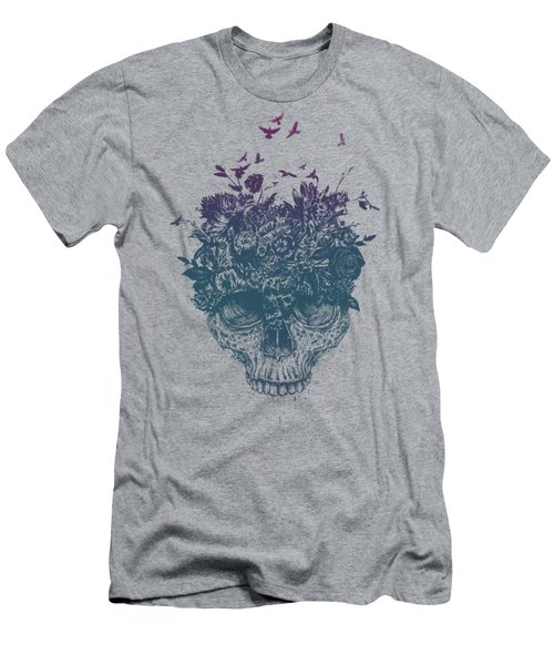 My Head Is Jungle Men's T-Shirt (Athletic Fit)