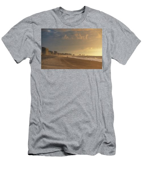 Myrtle Sunrise Men's T-Shirt (Athletic Fit)