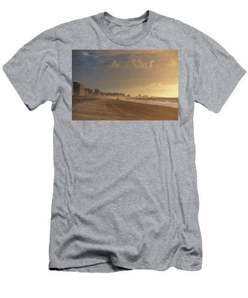 Myrtle Sunrise Men's T-Shirt (Athletic Fit)