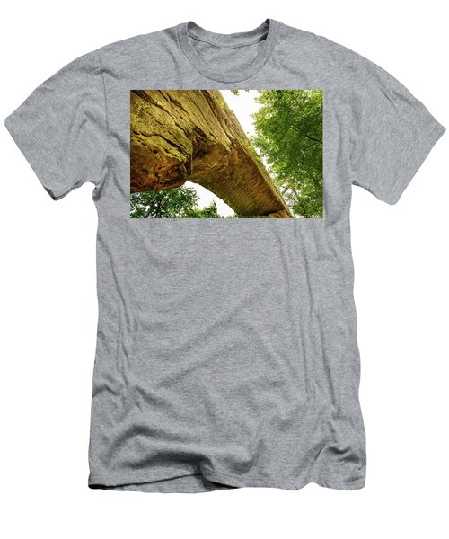 Natural Bridge 4 Men's T-Shirt (Athletic Fit)