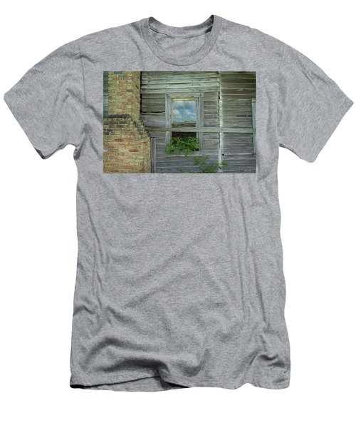 Nature Takes Over Men's T-Shirt (Athletic Fit)