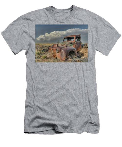 Never Quit Men's T-Shirt (Athletic Fit)