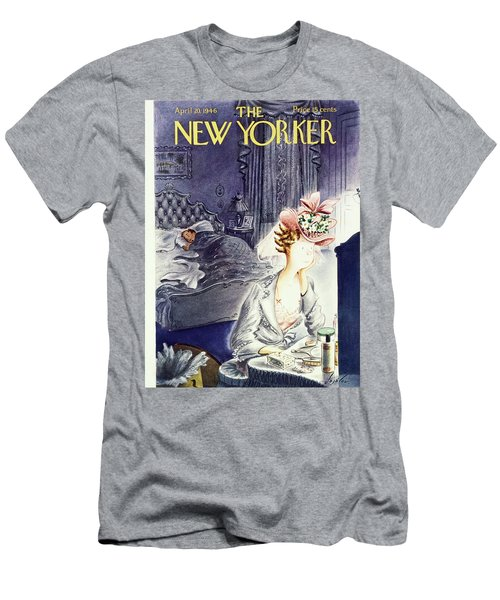 New Yorker April 20 1946 Men's T-Shirt (Athletic Fit)