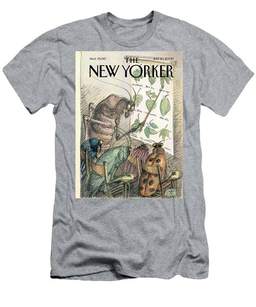 New Yorker July 10th, 2000 Men's T-Shirt (Athletic Fit)
