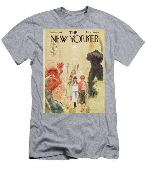New Yorker November 14 1959 Men's T-Shirt (Athletic Fit)