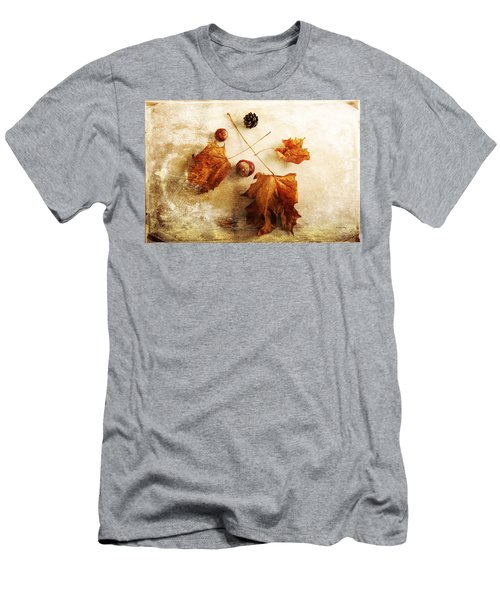 Men's T-Shirt (Athletic Fit) featuring the photograph November Mood by Randi Grace Nilsberg