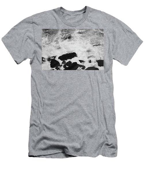 Ocean Memories V Men's T-Shirt (Athletic Fit)