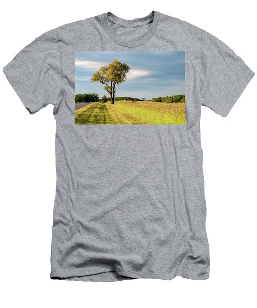 Off The Road Men's T-Shirt (Athletic Fit)