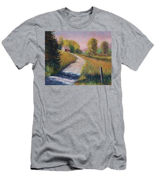 Old Road Men's T-Shirt (Athletic Fit)