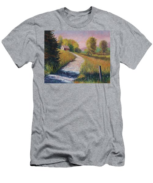 Old Road Men's T-Shirt (Athletic Fit)