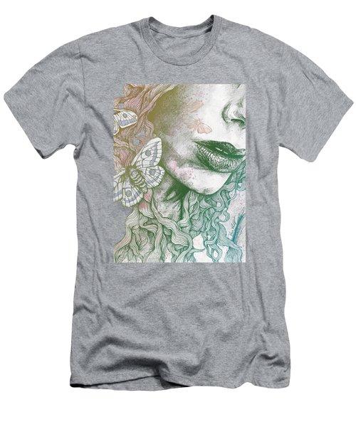 Ornaments - Rainbow II Men's T-Shirt (Athletic Fit)