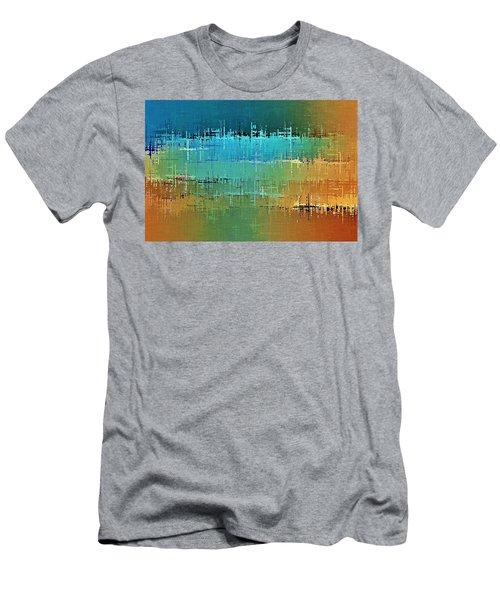 Painted Desert Men's T-Shirt (Athletic Fit)