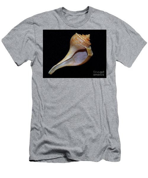 Painted Shell No. 2 Men's T-Shirt (Athletic Fit)