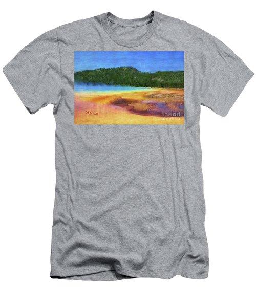 Painting #5 Men's T-Shirt (Athletic Fit)