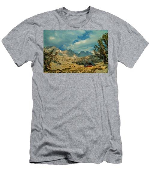 Palisades Glow Men's T-Shirt (Athletic Fit)