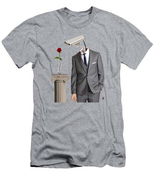 Paparazzi Men's T-Shirt (Athletic Fit)