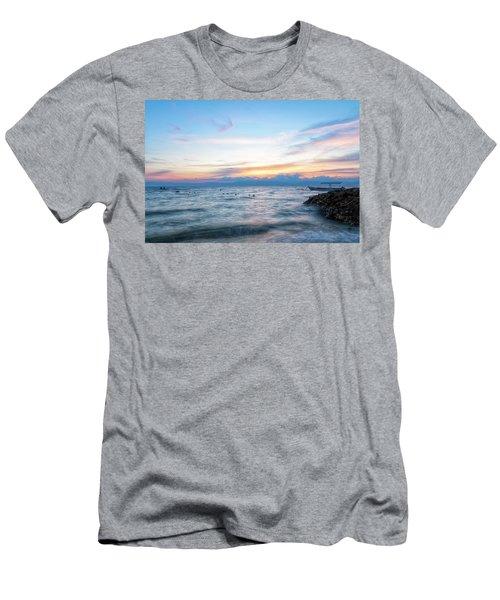 Paradise Beauty Men's T-Shirt (Athletic Fit)