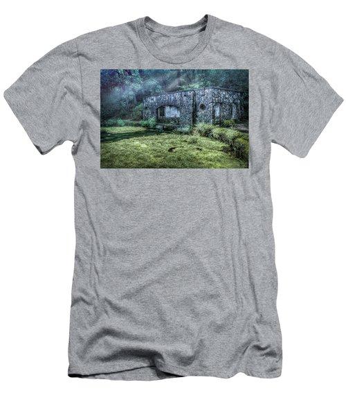 Paradise Springs Men's T-Shirt (Athletic Fit)