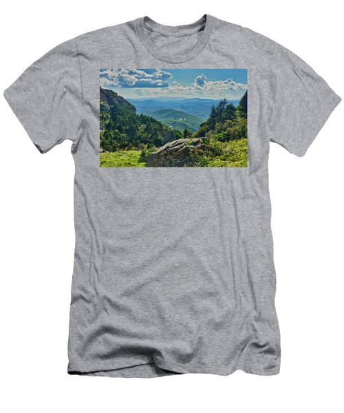 Parkway Overlook Men's T-Shirt (Athletic Fit)